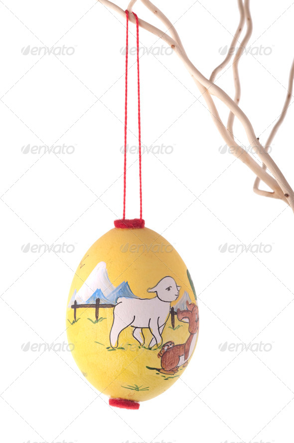 Easter Tree - Stock Photo - Images