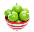 Bowl of Green Apples - PhotoDune Item for Sale