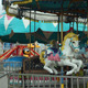 Empty Merry-Go-Round At Carnival - VideoHive Item for Sale