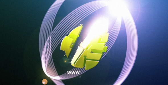 After Effects Project - VideoHive fragment reveal 1865752