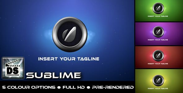 VideoHive Sublime 1856155