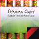 Spinning Cubes Facebook Cover Photo v0.1 - GraphicRiver Item for Sale