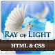 Ray Of Light - Theme For Religious Movements HTML - ThemeForest Item for Sale
