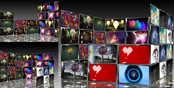 After Effects Project - VideoHive Multi Screen 205194