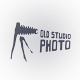 Old Studio Photo Logo - GraphicRiver Item for Sale
