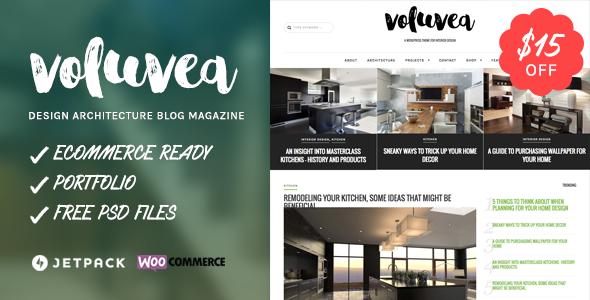 voluvea home design blog magazine blog magazine wordpress - Home Design Magazine