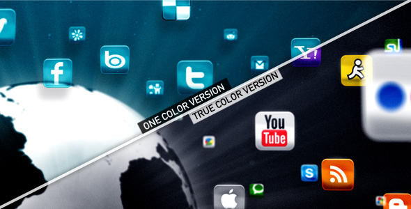After Effects Project - VideoHive Social Network 222910