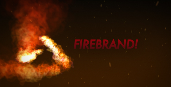 After Effects Project - VideoHive Firebrand After Effects CS3 Project 42953