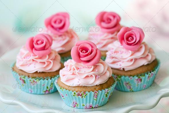 PhotoDune Vintage cupcakes 1900941