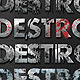 Heavily Damaged Texts - Editable! with ANY font!!! - GraphicRiver Item for Sale