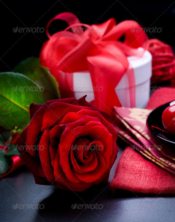 Valentine's Day - Stock Photo - Images
