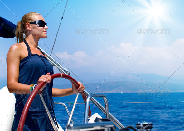 Stock Photo - PhotoDune Yacht Sailing 1917831