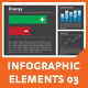 Infographic Elements Template Pack 03 - GraphicRiver Item for Sale