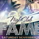Fame Flyer Template - GraphicRiver Item for Sale