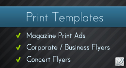 Print Ad & Flyer Templates
