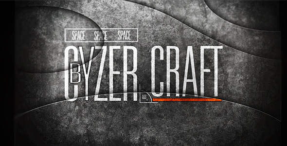 After Effects Project - VideoHive Focus Typography Papercut 1925868
