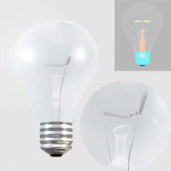 3DOcean LightBulb 74425
