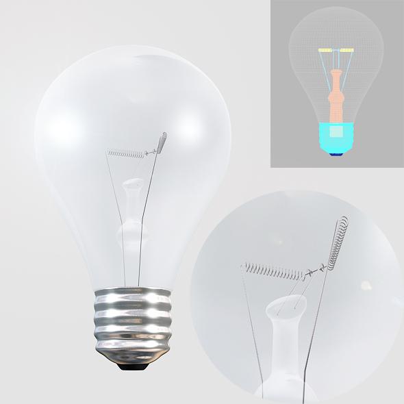 3DOcean LightBulb 74425