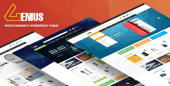 VG Genius – Multipurpose WooCommerce WordPress Theme