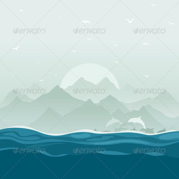 GraphicRiver Sea 1927873