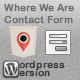 Where We Are Contact Form - CodeCanyon Item for Sale