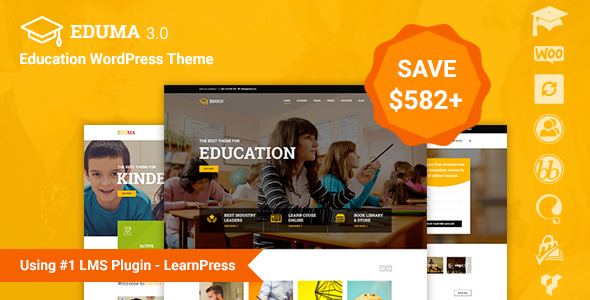 Education WordPress Theme | Education WP by ThimPress | ThemeForest