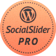 Socia Slider Avantaĝo por WordPress - WorldWideScripts.net Item por Vendo