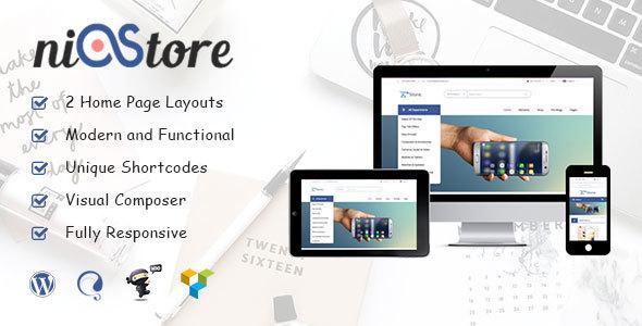 Estore – WooCommerce WordPress Theme