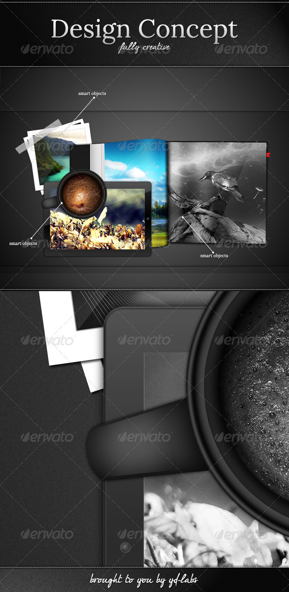 GraphicRiver Design Concept 1769469