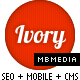 Ivory Mobile & SEO Friendly XML Template + CMS - ActiveDen Item for Sale