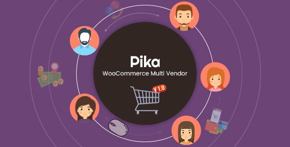 Pika – WooCommerce Multi Store WordPress Theme