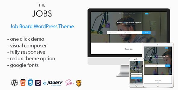 TheJobs – Job Board WordPress Theme