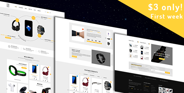 Luxury – Modern Digital Store