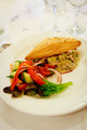 Chicken pastry with vegetables - PhotoDune Item for Sale