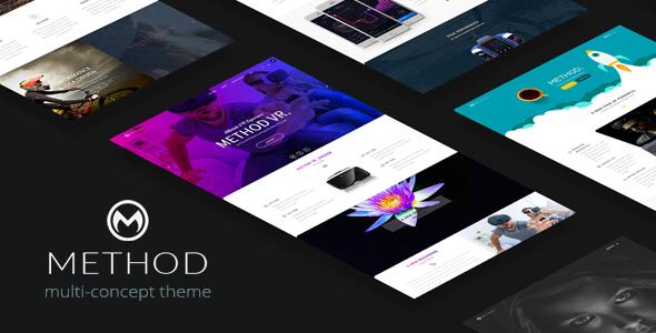 Method – Multi-concept site builder