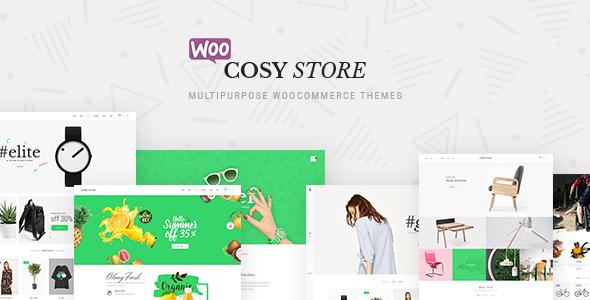 Cosi – Multipurpose WooCommerce WordPress Theme