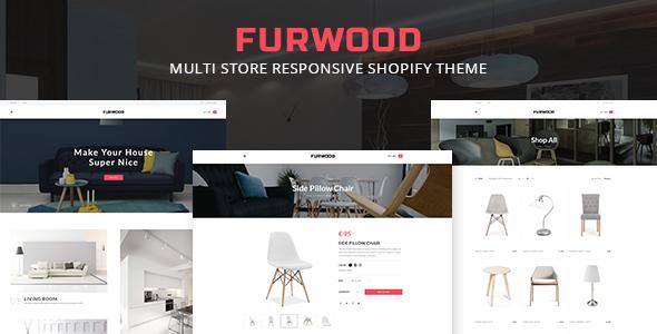 FurWood – Multi Store Responsive Shopify Theme