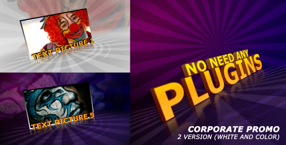After Effects Project - VideoHive Corporate Promo 1458290