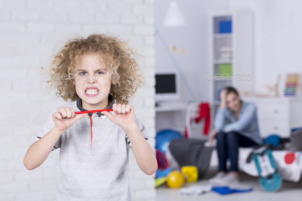 Angry adhd adults