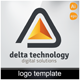 Delta Technology Logo - GraphicRiver Item for Sale