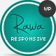 Rawa - Clean / Responsive / Minimal / Wordpress