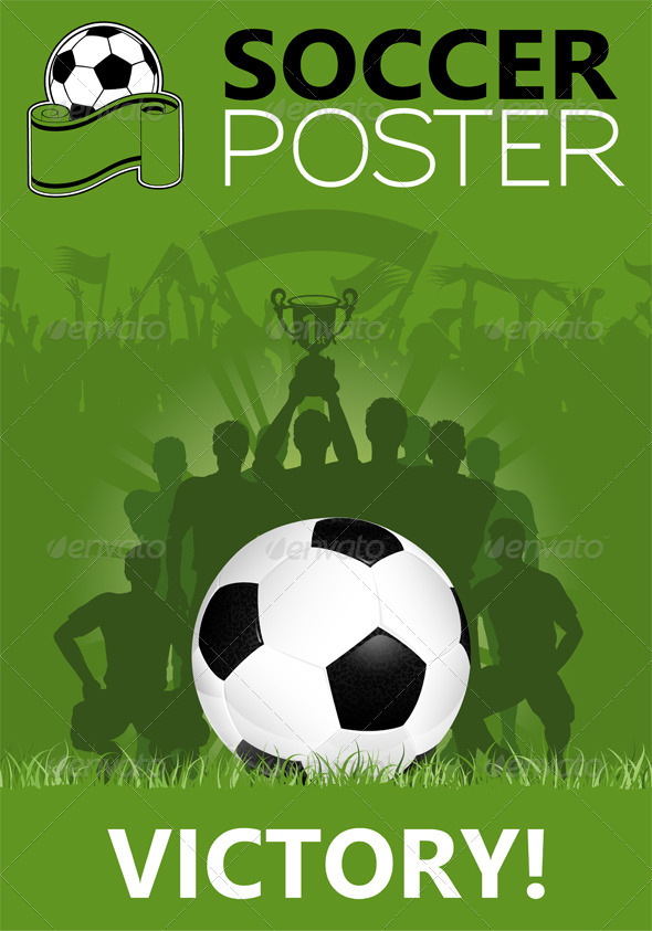 GraphicRiver Soccer Poster 1943821