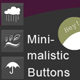Minimalistic Button Set - ActiveDen Item for Sale