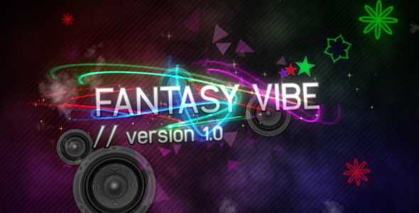 After Effects Project - VideoHive Fantasy Vibe V1 Full HD 39400