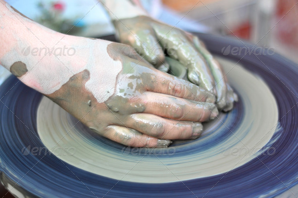 potter - Stock Photo - Images