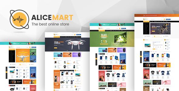 VG Alice – Multipurpose Responsive eCommerce Theme