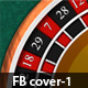 Casino Facebook Timeline Cover - 1 - GraphicRiver Item for Sale