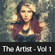 The Artist - Volume1 - GraphicRiver Item for Sale