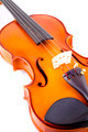 Vintage violin over white background - PhotoDune Item for Sale