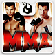 MMA Heros | Fightsport Flyer - GraphicRiver Item for Sale